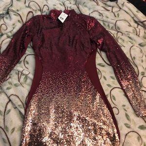 BRAND NEW  fashion nova Dress !!!